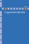 Linguistische Berichte Heft 210