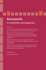 Romanistik in Geschichte und Gegenwart 26,2