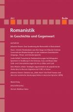 Romanistik in Geschichte und Gegenwart 24,1