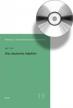 Das deutsche Adjektiv