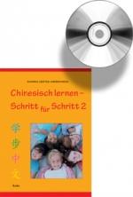 Chinesisch lernen - Schritt für Schritt (Band 2)
