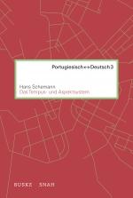 Das portugiesische und deutsche Tempus- und Aspektsystem