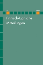 Finnisch-Ugrische Mitteilungen Band 40