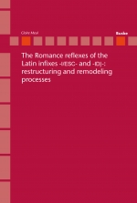 The Romance reflexes of the Latin infixes -I/ESC- and -IDI-: restructuring and remodeling processes.