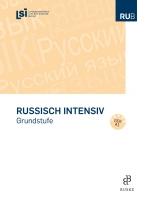 Russisch intensiv