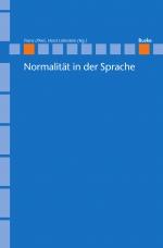 Normalität in der Sprache