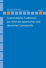 Grammatische Funktionen aus Sicht der japanischen und deutschen Germanistik