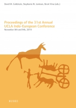 Proceedings of the 31st Annual UCLA Indo-European Conference
