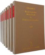 Etymologisches Wörterbuch des Dolomitenladinischen. Acht Bände (zus.)