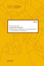 Lateinische Linguistik