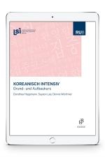 Onlinekurs: Koreanisch Grund- und Aufbaustufe (6 Monate)