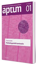 Aptum. Zeitschrift für Sprachkritik und Sprachkultur